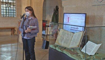Per la prima volta lo Statuto di Serravalle in mostra al pubblico