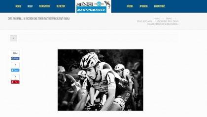 Michael Antonelli, il ricordo del Team Mastromarco Sensi Nibali