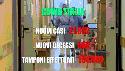 """Covid: dati in miglioramento nel Riminese. Fra i nuovi contagiati """"un residente a San Marino"""""""