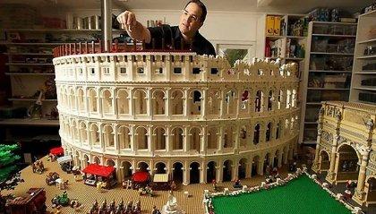 Una linea Lego per gli adulti
