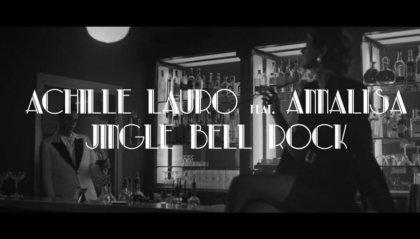 Achille Lauro & Annalisa: il video di Jingle bell rock!