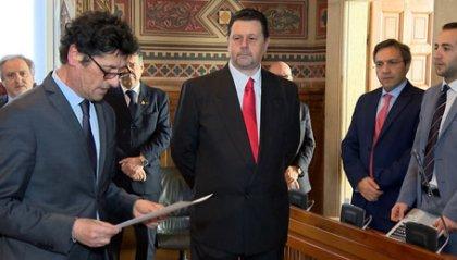 Consiglio: l'Aula accetta le dimissioni di Celli. Entra Michele Guidi