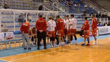 Raggisolaris Faenza-RivieraBanca Basket Rimini 76-72