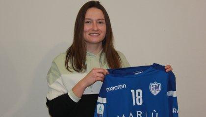Nika Babnik alla San Marino Academy