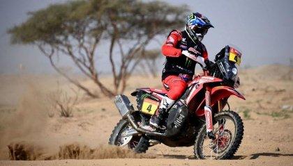 Dakar, tappa 10: fuori Cornejo, Kevin Benavides al comando