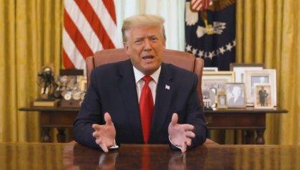 Trump di nuovo sotto impeachment, 10 repubblicani lo mollano