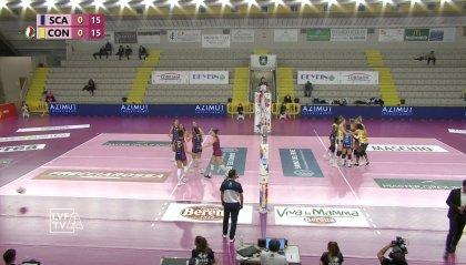 Volley, nei recuperi vincono Conegliano, Monza e Chieri