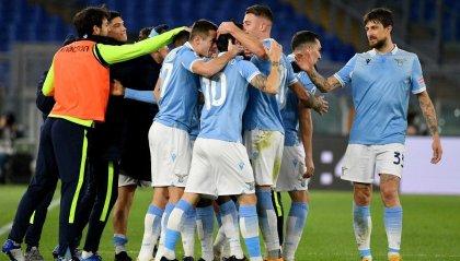 Serie A: alla Lazio il derby contro la Roma per 3-0