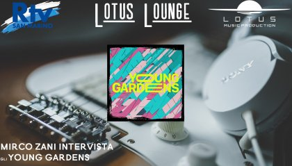 Gli Young Gardens a Lotus Lounge