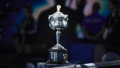 Australian Open: Berrettini, Fognini e Sonego teste di serie