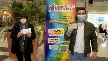 Lotteria della Befana: 6.000 euro al padre di una giovane e numerosa famiglia sammarinese