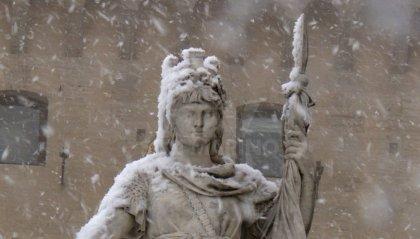 Meteo: domenica mattina con un po' di neve in Città, ma già da domani temperature sopra lo zero