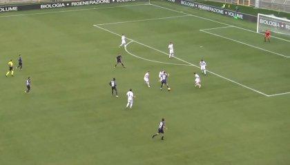 Jelenic lancia il Padova, alla Samb. manca un rigore (0-1)