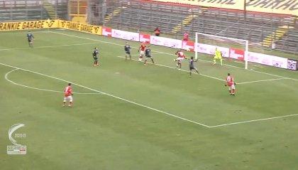 Perugia-Feralpisalò: un rigore tira l'altro, 3-2 per il Grifone