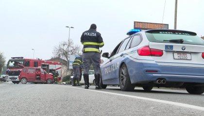 Calano gli incidenti sulle strade del Comune di Rimini del 40%. Dimezzate le vittime