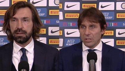 Inter-Juventus 2-0, nerazzurri agganciano Milan