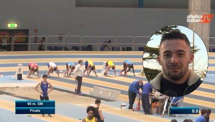 "Francesco Sansovini: ""E' stato bellissimo battere il record"""