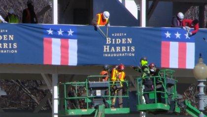 Verso l'insediamento di Biden a Presidente USA: alle 17 ora italiana la cerimonia fuori dal Campidoglio
