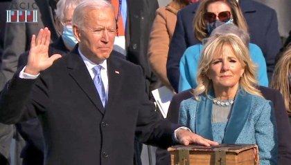 Joe Biden è il 46° presidente degli Stati Uniti