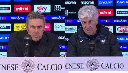 Botta e risposta tra Udinese e Atalanta (1-1)