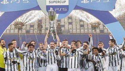 Supercoppa: Juventus-Napoli 2-0. Primo trofeo per Pirlo