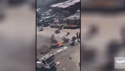 Iraq: attentato kamikaze a Baghdad, 28 morti