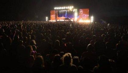 Nuova Zelanda : primo concerto live post covid