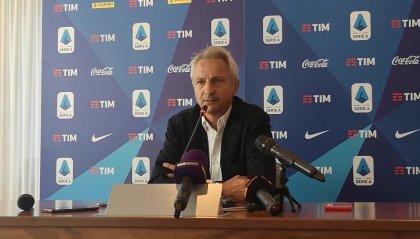 Paolo Dal Pino rieletto presidente della Lega di Serie A