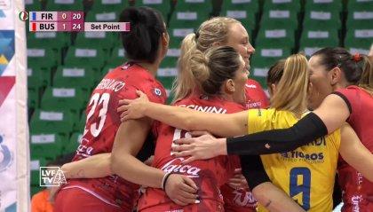Volley: Monza, Scandicci e Busto Arsizio vincono fuori casa