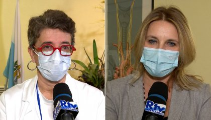 Soffre la terapia intensiva, satura al 92%. Dati confortanti sull'utilizzo obbligatorio della mascherina al banco nelle scuole elementari