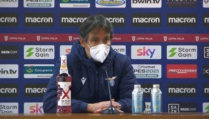 "Inzaghi: ""Lulić e qualificazione le note positive"""