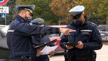Automobilisti contro mano, infortuni a scuola, morsi di animali: anche questo nel bilancio Polizia Civile