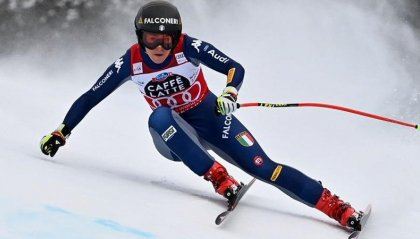Sofia Goggia scatenata: arriva la quarta vittoria consecutiva