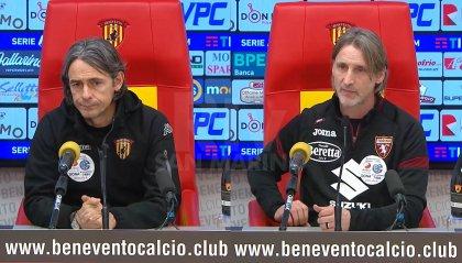 Il Benevento va sul 2-0, il Torino la recupera con Zaza