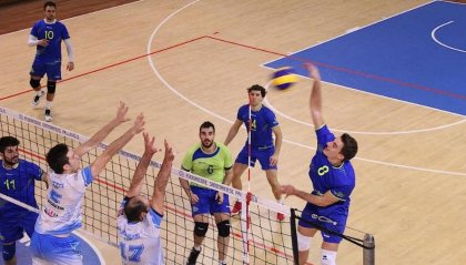 Volley:  Geetit Bologna – Titan Services 3 - 0