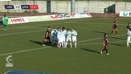 Legnago stacca Vis Pesaro e playout: 2-1