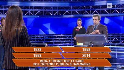 La nascita di Radio San Marino fra le domande dell'eredità