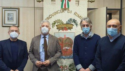 Il Presidente Santi incontra i vertici di Confcooperative Romagna