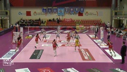 Serie A1: vincono Chieri, Busto Arsizio e Perugia