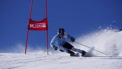 Cons: Olimpiadi invernali, arriva la qualifica nel gigante