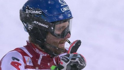 Sci: Schwarz domina lo slalom speciale di Schaladming