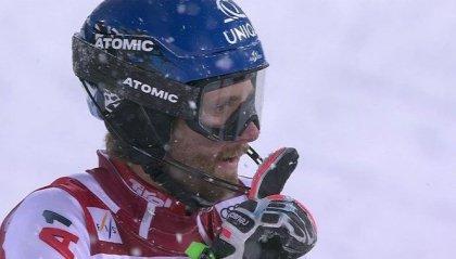 Sci: Schwarz domina lo slalom speciale di Schaladming