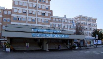 San Marino: operaio si frattura la mano, prognosi di 40 giorni