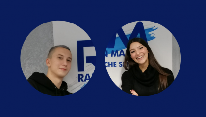 #IOSTOCONGLIARTISTI: Anita Simoncini & Simone Giacomini