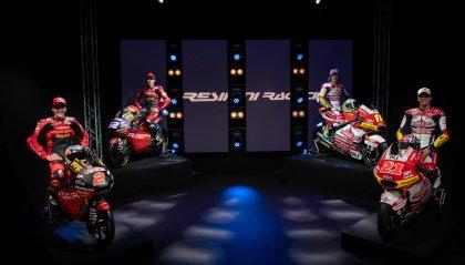 Presentato il nuovo progetto Gresini Racing
