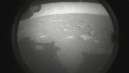 ll rover Perseverance è arrivato su Marte in cerca di vita