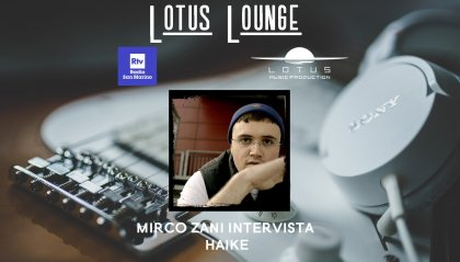Haike arriva a Lotus Lounge