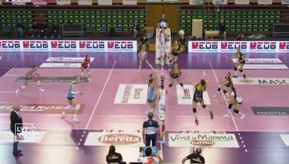 Volley: Scandicci, Chieri e Busto vincono e si giocano il quarto posto