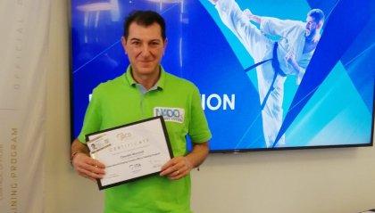 Claudio Muccioli nell'organizzazione antidoping delle Olimpiadi di Tokyo