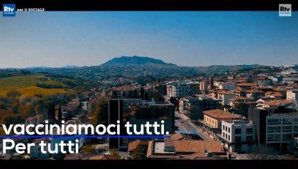 Parte domani la campagna vaccinale a San Marino: al via oggi la campagna informativa Rtv